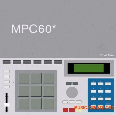 Samples From Mars MPC60 FROM MARS (MULTiFORMAT) - драм сэмплы