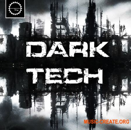 Industrial Strength Dark Tech (WAV) - сэмплы Techno