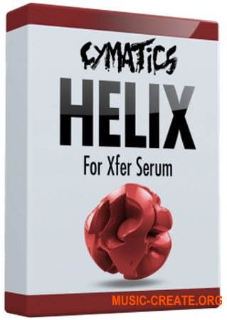 Cymatics Helix Essential Expansion (Serum presets)