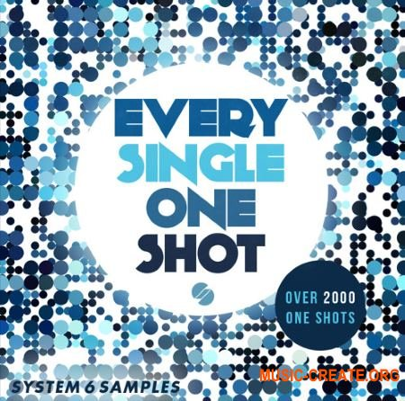 System 6 Samples Every Single One Shot (WAV) - сэмплы Techno, Techno House