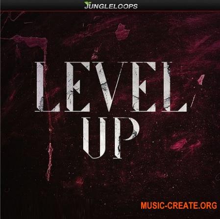Jungle Loops Level Up (WAV MiDi FL STUDiO) - сэмплы Hip Hop, Trap