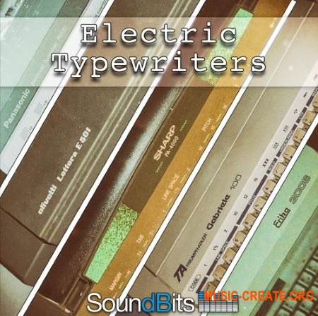 SoundBits Electric Typewriters (WAV) - звуковые эффекты