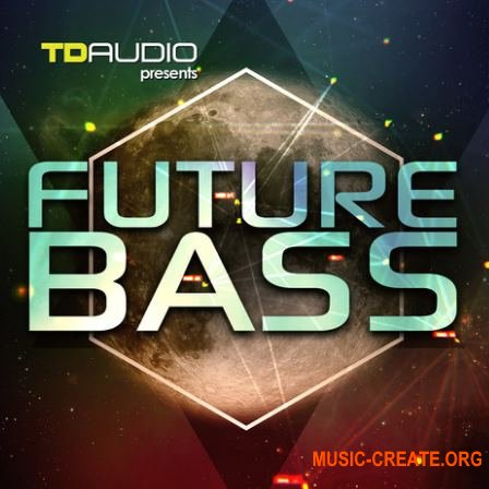Industrial Strength TD Audio Future Bass (WAV MiDi SYLENTH1 MASSiVE) - сэмплы Future Bass