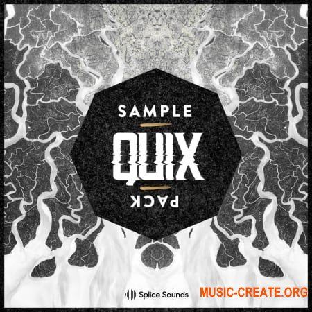 Splice Sounds QUIX Sample Pack (WAV NMSV) - сэмплы Trap