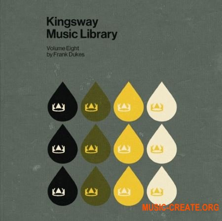 Kingsway Music Library Volume 8 (WAV) - сэмплы Hip Hop