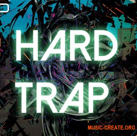 Industrial Strength TD Audio Hard Trap (WAV MiDi SYLENTH1) - сэмплы Trap