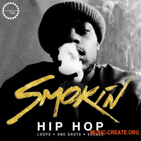 Industrial Strength Smokin Hip Hop (WAV MASSiVE) - сэмплы Hip Hop