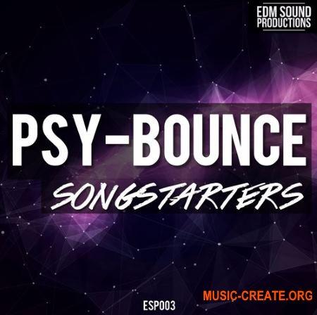 EDM Sound Productions PSY Bounce Songstarters (WAV MiDi) - сэмплы Psy-Trance