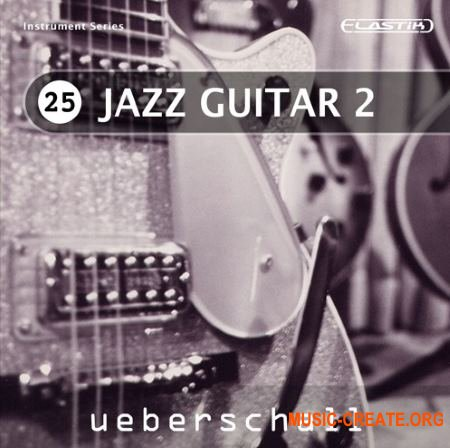 Ueberschall Jazz Guitar 2 (ELASTIK) - банк для плеера ELASTIK