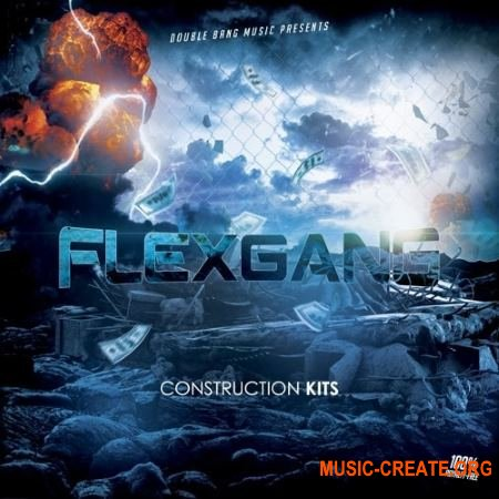 Double Bang Music Flex Gang (WAV AiFF APPLE LOOPS MiDi FL STUDiO) - сэмплы Trap