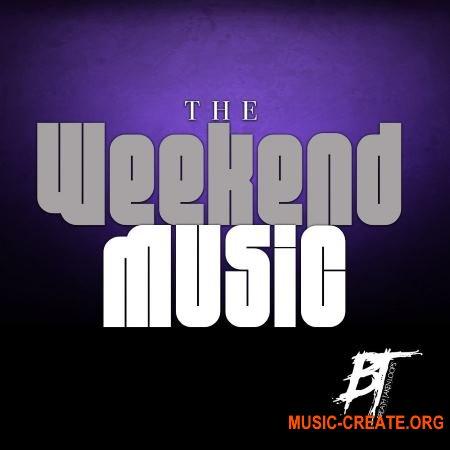 Undisputed Music The Weekend Music (WAV) - сэмплы RnB