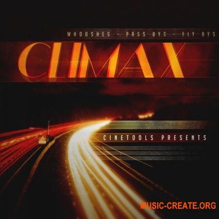 Cinetools Climax (WAV) - звуковые эффекты