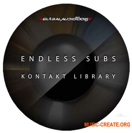 Global Audio Tools Endless Subs (KONTAKT) - звуки басов 808