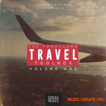 Steve Lawrence The Producer's Travel Toolbox (WAV) - сэмплы ударных