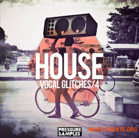 HY2ROGEN House Vocal Glitches 4 (MULTiFORMAT) - вокальные сэмплы