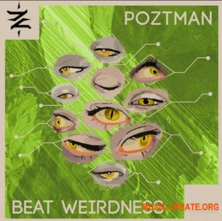 Samplephonics Poztman Beat Weirdness (WAV) - сэмплы Drum & Bass, Hip Hop, Trap
