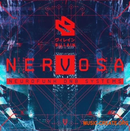 Samplephonics Billain Nervosa (MULTiFORMAT) - сэмплы DnB