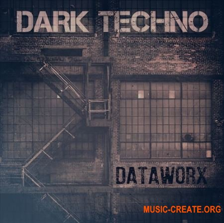 Samplephonics Dataworx Dark Techno (WAV) - сэмплы Techno