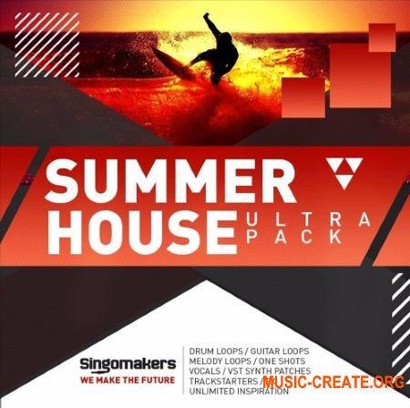 Singomakers Summer House Ultra Pack (MULTiFORMAT) - сэмплы House