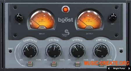 Sample Magic Boost Plugin v1.0.2 Vst/Au Pc/Mac OSX - эффект аудио плагин