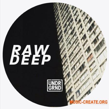 UNDRGRND Sounds Raw Deep (WAV MiDi) - сэмплы House, Deep House