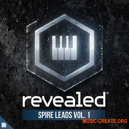 Alonso Sound Revealed Spire Leads Vol 1 (Spire presets)