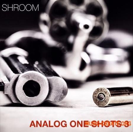 Shroom Analog One Shots Vol 3 (WAV) - ван-шот сэмплы