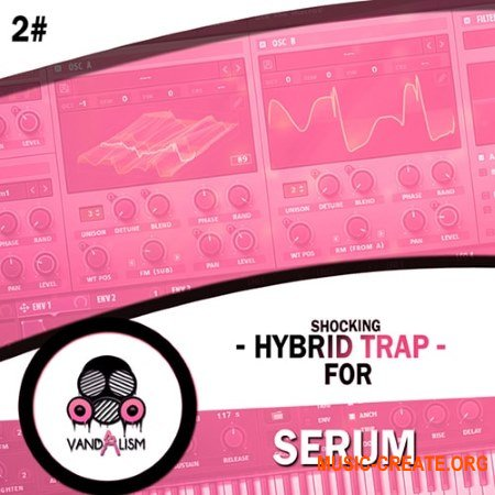 Vandalism Shocking Hybrid Trap 2 (Serum presets)