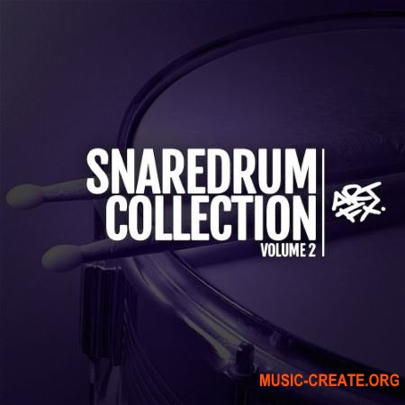 ARTFX Snaredrum Collection Vol 2 (WAV) - сэмплы ударных