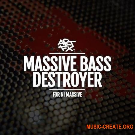 ARTFX Massive Bass Destroyer Vol 1 (Massive presets)