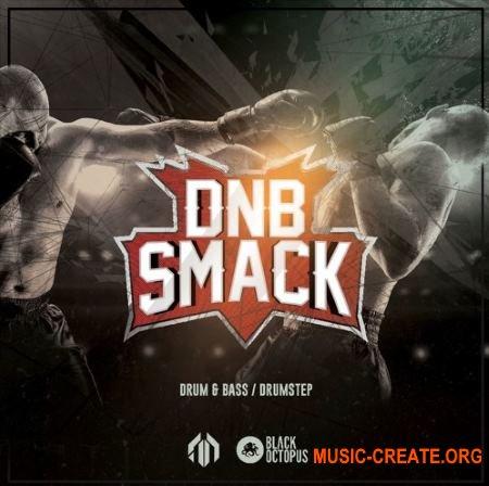 Black Octopus Sound DnB Smack (WAV MiDi MASSiVE) - сэмплы DnB