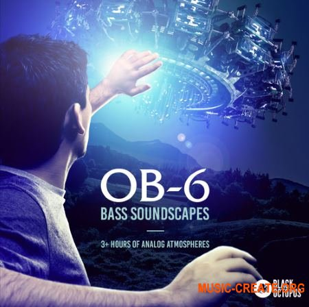 Black Octopus Sound OB6 Bass Soundscapes (WAV) - сэмплы Ambient