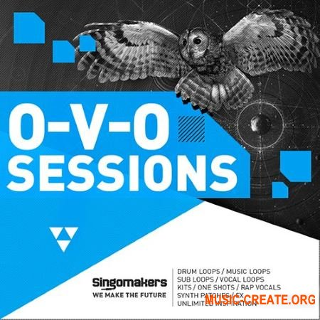 Singomakers O-V-O Sessions (MULTiFORMAT) - сэмплы Trap, Hip Hop