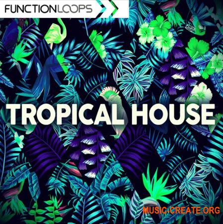 Function Loops Tropical House (WAV MiDi SPiRE MASSiVE ABLETON LiVE RACKS) - сэмплы Tropical House