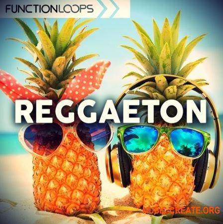 Function Loops Reggaeton (WAV MiDi SYLENTH1) - сэмплы Reggaeton