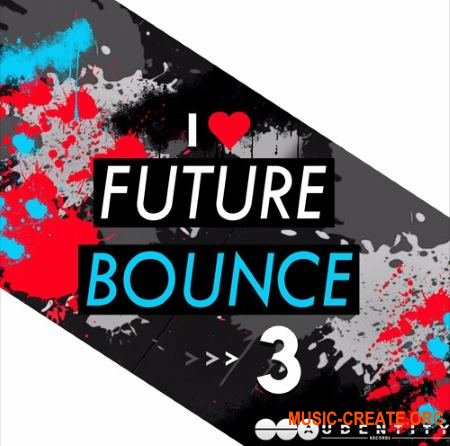 Audentity Future Bounce 3 (WAV NMSV SPF FXP) - сэмплы Future Bounce