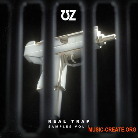 Splice Sounds UZ - Real Trap Samples Vol. 1 (WAV) - сэмплы Trap