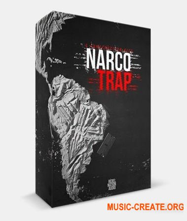 Rebel Nation Audio Narco Trap (WAV) - сэмплы Trap