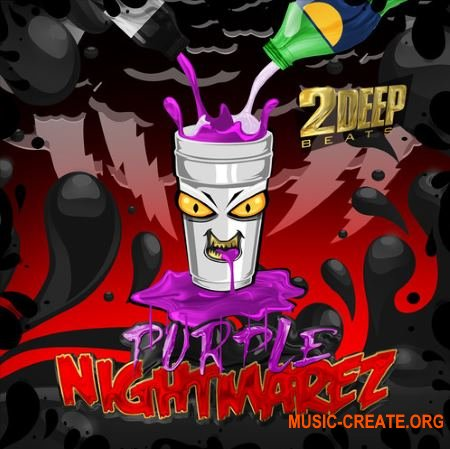 2DEEP Purple Nightmarez (WAV) - сэмплы Trap