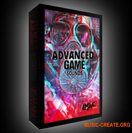 Epic Stock Media Advanced Game Sounds (WAV) - звуковые эффекты
