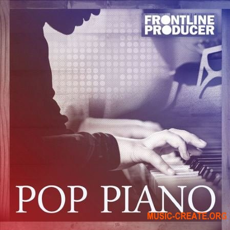 Frontline Producer Pop Piano (WAV MiDi REX) - сэмплы пианино