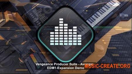 Vengeance Avenger Expansion Pack EDM 1 (Avenger Presets)