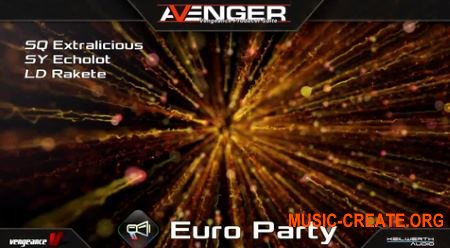 Vengeance Avenger Expansion Pack Euro Party (Avenger Presets)
