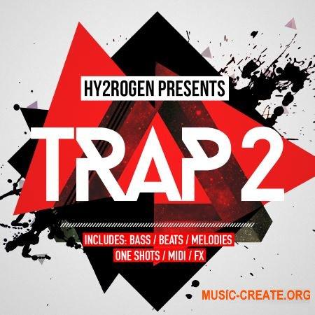Hy2rogen Trap 2 (MULTiFORMAT) - сэмплы Trap