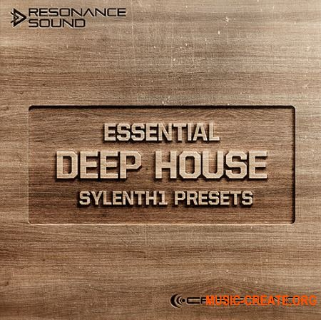 Resonance Sound CFA-Sound Essential Deep House Sylenth1 (FXB)