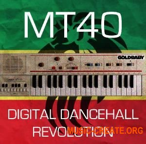 Goldbaby MT40 Digital Dancehall Revolution (WAV BATTERY EXS24 KONTAKT GEIST) - сэмплы Dancehall