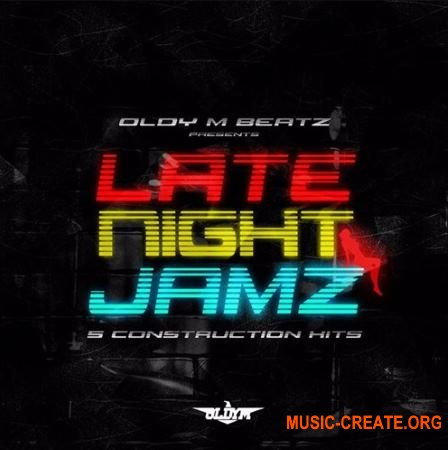 OldyMBeatz Late Night Jamz (WAV) - сэмплы RnB, Soul