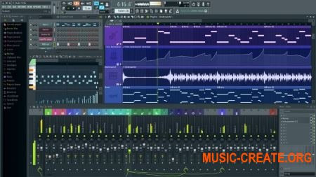 Image-Line FL Studio Producer Edition v12.5.1.5 x86x64 WIN (Team R2R) - виртуальная студия