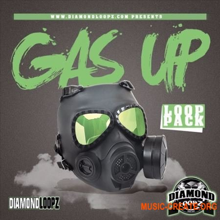 Diamond Loopz Gas Up (AiFF) - сэмплы Trap