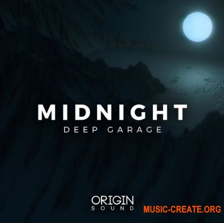Origin Sound Midnight (WAV MiDi) - сэмплы Downtempo Garage